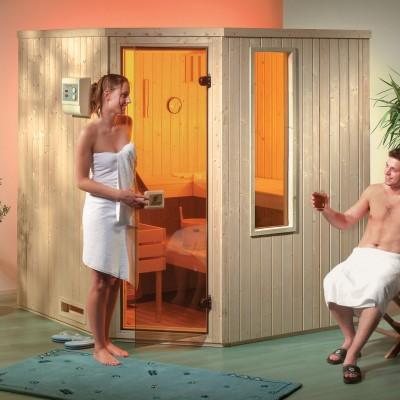 Sauna drewniana - Megiw