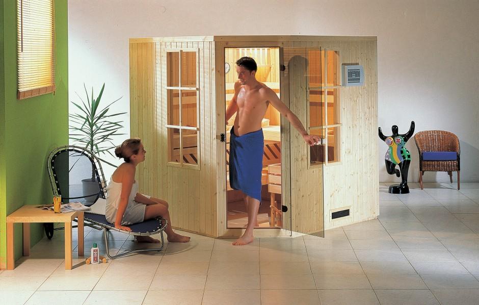 Sauna domowa - Megiw
