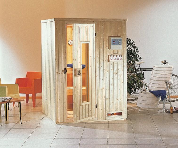 Sauna domowa Fallun