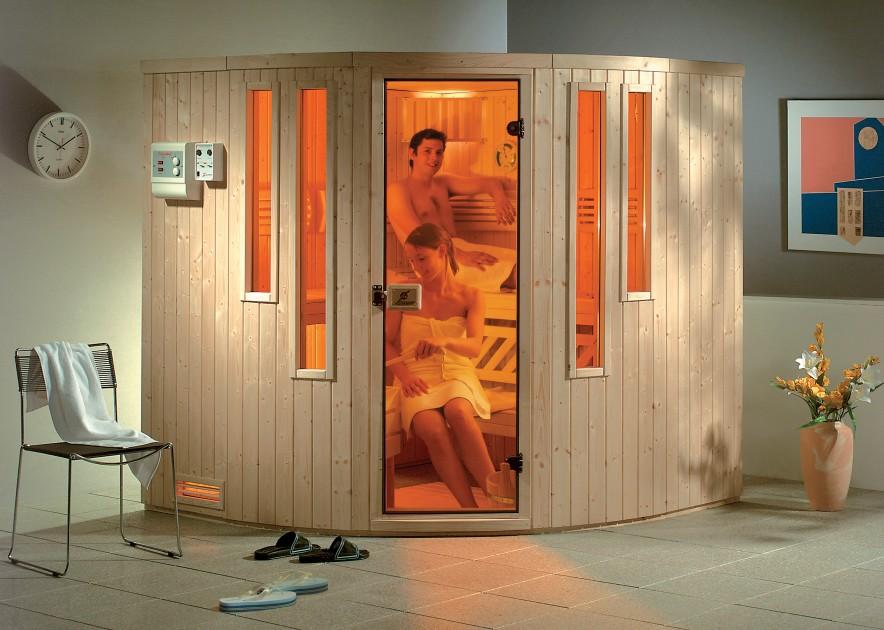 Lapua - sauna domowa