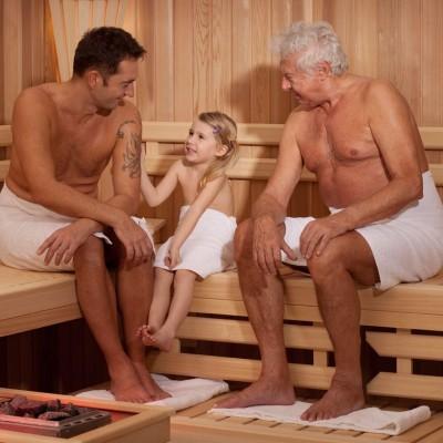 sauna dla każdego...