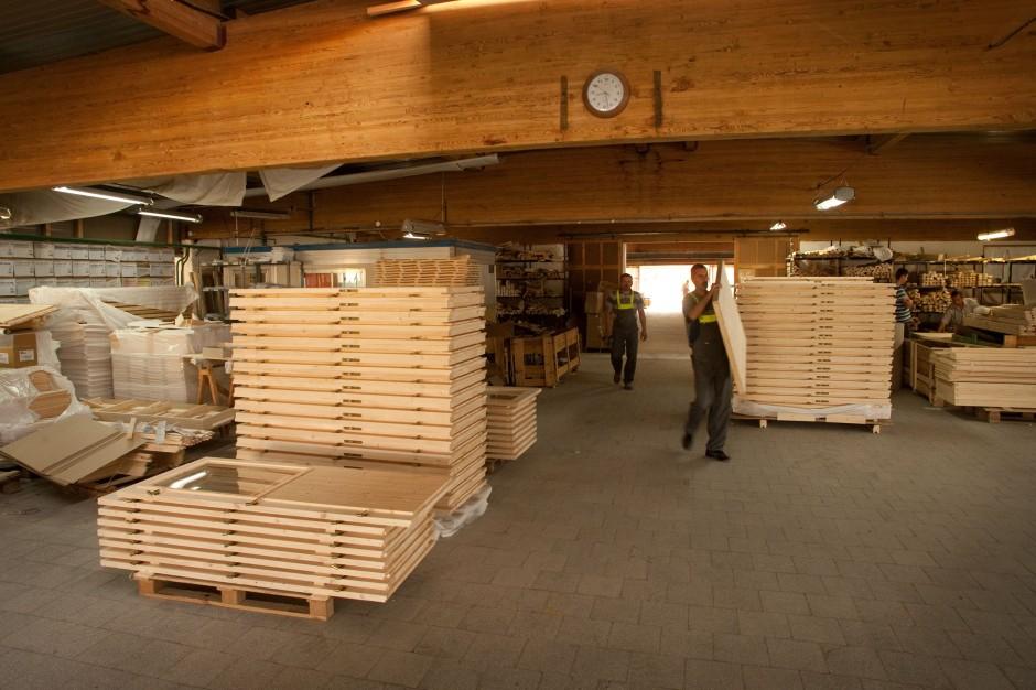 Elementy składowe saun