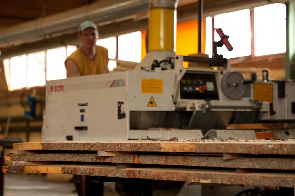 Maszyny do obróbki drewna - Megiw