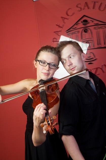 Sebastian - rytuał z użyciem skrzypiec