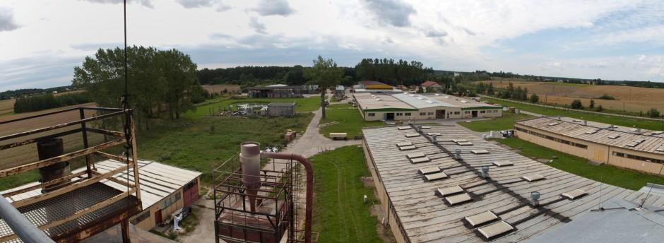 Zakład produkcyjny Megiw